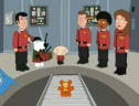 Family Guy Rupers Funeral